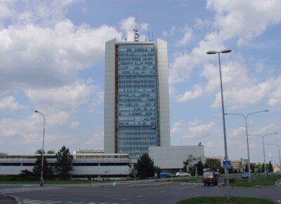Rekonstrukce pater budovy Motokov